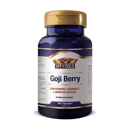 Goji Berry Vitgold 60 caps.