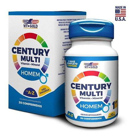 Multivitaminico Century Multi Homem 30 comprimidos