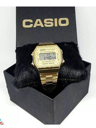 Kit 10 Relógios Casio Unissex Com Caixa Atacado