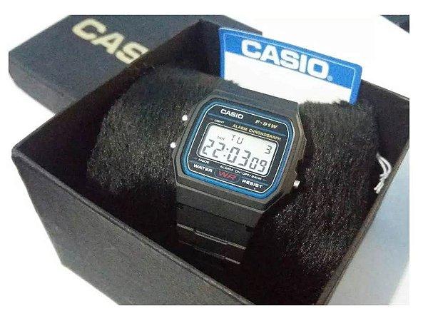 Kit 05 Relógios Casio Unissex Com Caixa Atacado