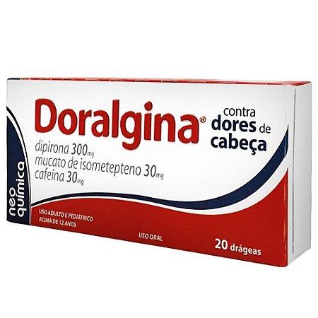DORALGINA 20DRG