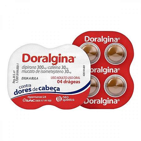 DORALGINA 4CP