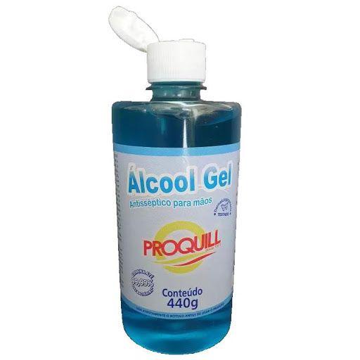 Álcool Gel Proquill 440g