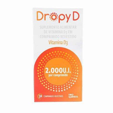 Vitamina D (Dropy D) 2.000 UI 30