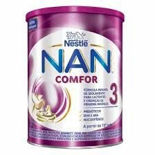 NAN COMFOR 3 800GR