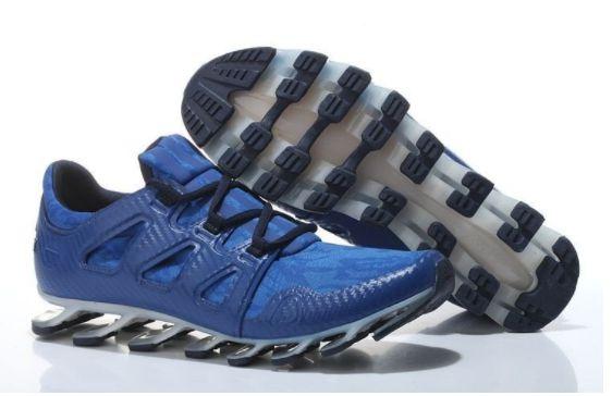 65824d1d001 Tênis Adidas Springblade Pro 2016 - Azul - Tênis Web - Cuidando bem ...