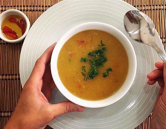 Resultado de imagem para Sopa de mandioca com carne
