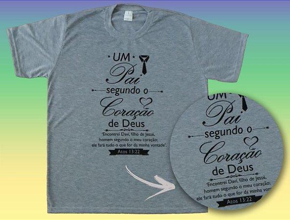 1b429b715 Camisa evangélica dia dos pais - Personalizados Evangélicos