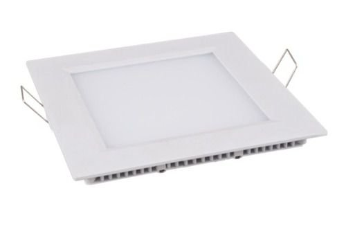Embutido Downlight LED Slim Quadrado 25 Watts