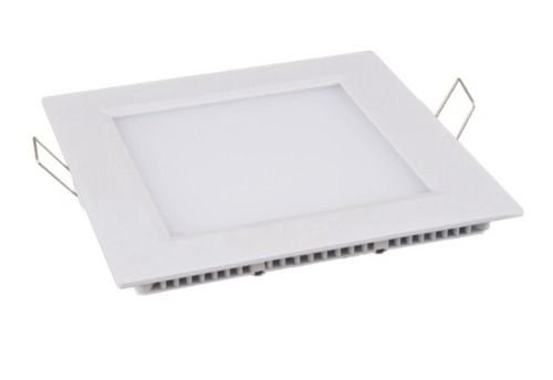 Embutido Downlight LED Slim Quadrado 6 Watts