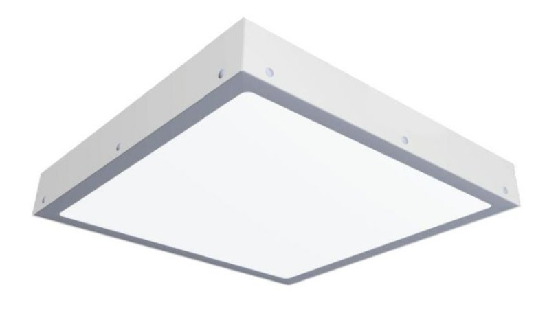 Luminária LED Marte Multi 50 Watts - Sobrepor / Embutir / Projetor