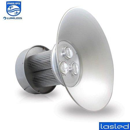 Luminária LED SMD Industrial 200 Watts - LED Chip Philips