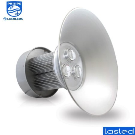 Luminária LED SMD Industrial 240 Watts - LED Chip Philips