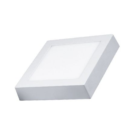 Plafon de Sobrepor LED Quadrado 6 Watts