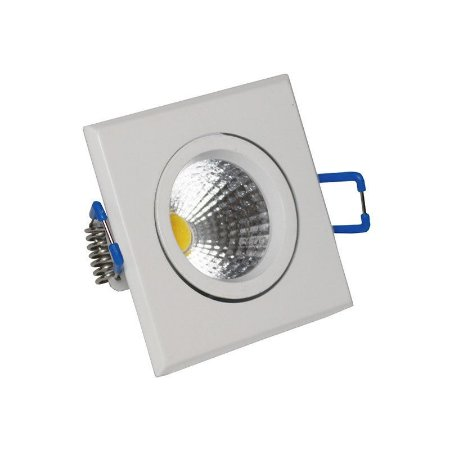 Spot LED Direcionável Quadrado 5 Watts