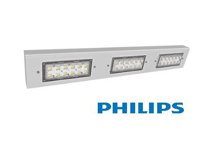 Luminária LED High Bay Linear Modular 174 Watts
