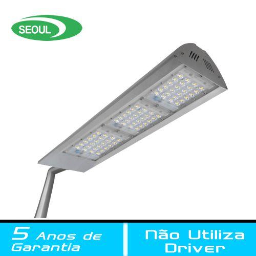 Luminária LED Pública Modular 135 Watts - FIT LIGHT