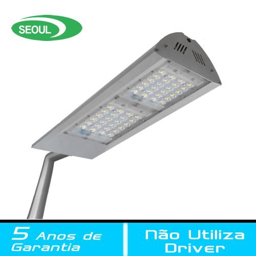 Luminária LED Pública Modular 90 Watts - FIT LIGHT