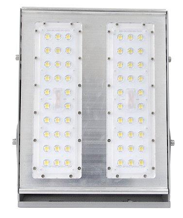 Projetor LED Modular Alta Potência 200 Watts com Lente 28 - LED Chip Philips Lumileds Luxeon 5050