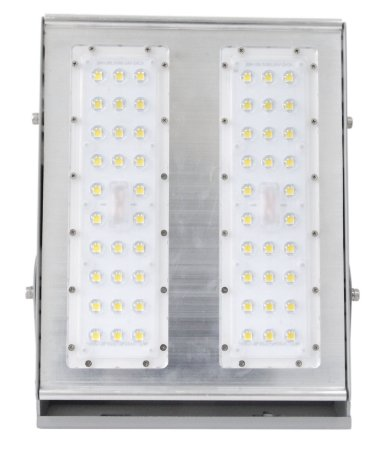 Projetor LED Modular Alta Potência 200 Watts com Lente 4x5x5 - LED Chip Philips Lumileds Luxeon 5050