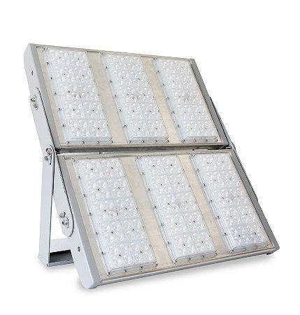 Projetor LED Modular Alta Potência 750 Watts com Lente 4x4 Cobert - LED Chip Philips Lumileds Luxeon 3030