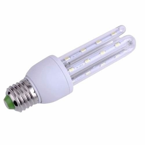 Lâmpada LED Econômica 3U 9 Watts