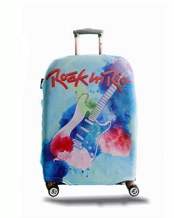Capa para Mala | Let's Rock!