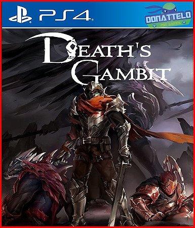 Death's Gambit PS4 PS5