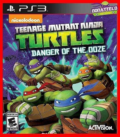 Tartarugas Ninja - Danger of the Ooze ps3