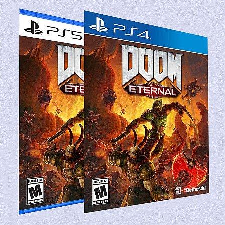Doom Eternal PS4/PS5