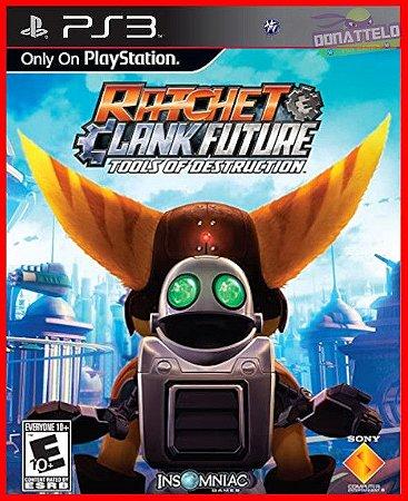 Ratchet & Clank Future Tools of Destruction PS3