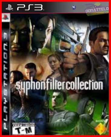 Syphon Filter Collection PS3