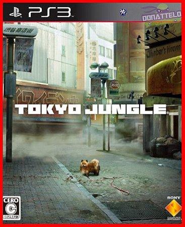 Tokyo Jungle PS3