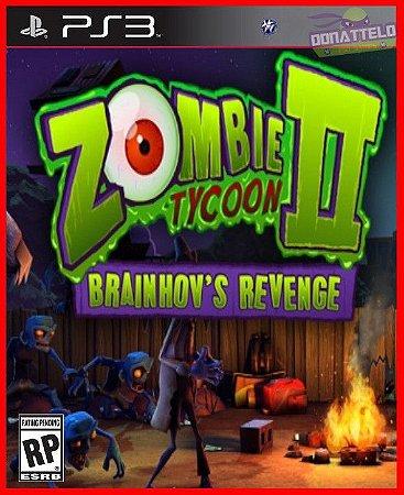 Zombie Tycoon II Ps3