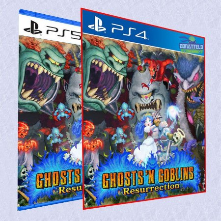 Ghosts 'n Goblins Resurrection PS4/ PS5