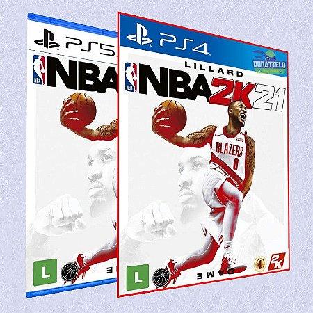 NBA 2k21 PS4/PS5 - NBA 2021