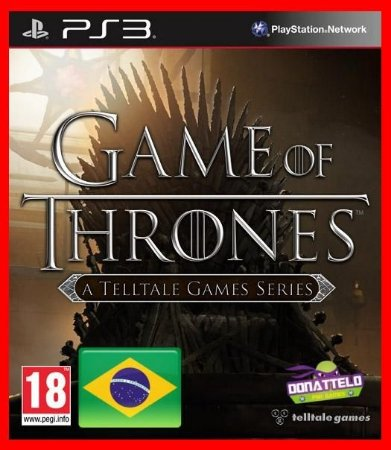 Game of Thrones - A Telltale Games Series - Temporada completa
