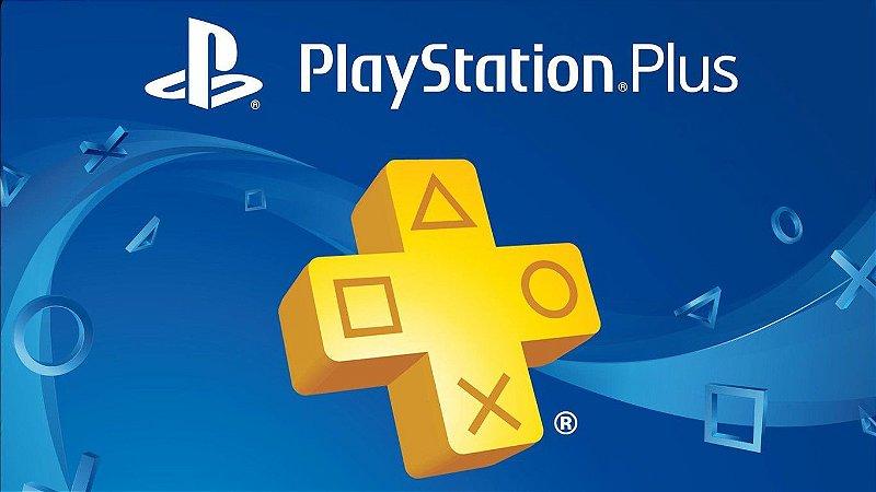 Cartão Virtual Playstation Plus Assinatura 3 meses