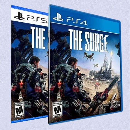 The Surge PS4/PS5