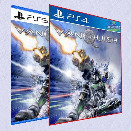 Vanquish PS4 PS5