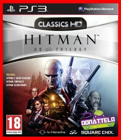 Hitman Trilogy HD