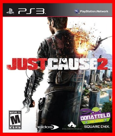 Just Cause 2  ultimate ps3