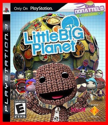 Little Big Planet 1 ps3 - em portugues