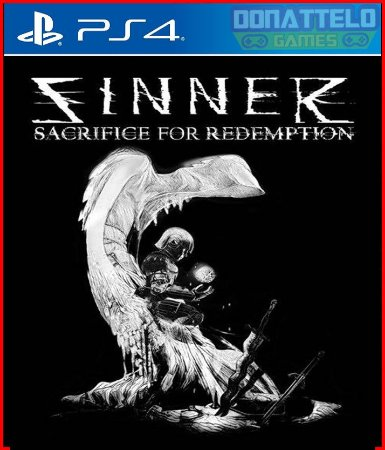 Sinner Sacrifice for Redemption PS4 PS5