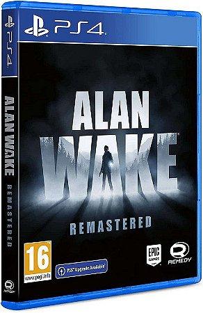 Alan Wake Remastered PS4/PS5