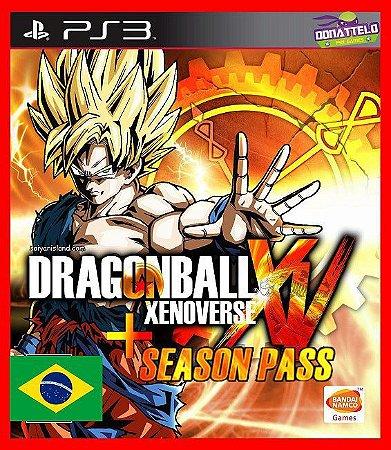 Dragon Ball Xenoverse + Season Pass ps3