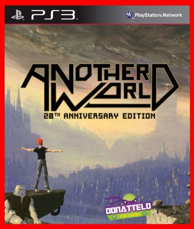 Another World - 20th Anniversary Edition ps3