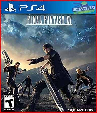 Final Fantasy 15 ps4 - FF XV