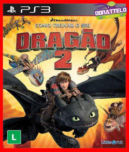 Como treinar seu dragão 2 ps3