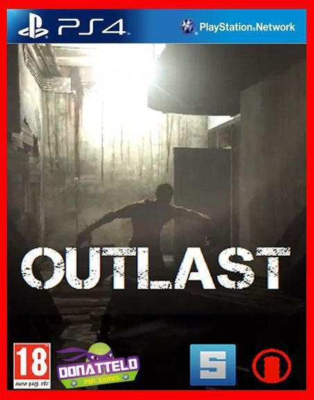 Outlast 1 ps4